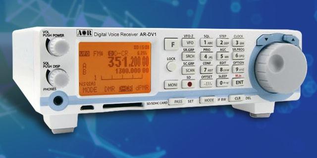受信機・気象観測機器のオーソリティ | 株式会社エーオーアール AOR, LTD