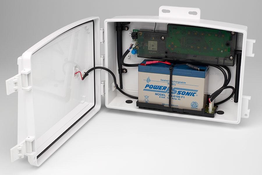 気象観測機器 のデータを送信するVantage Connect