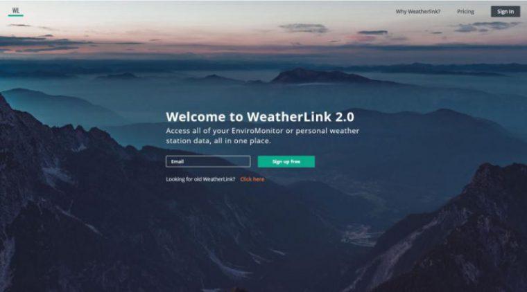 WeatherLink2.0