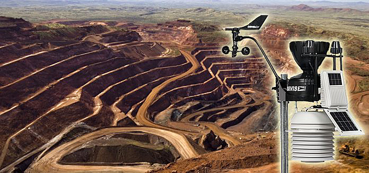 Vantage Pro2 Mining