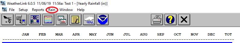 raindatabase screenshot